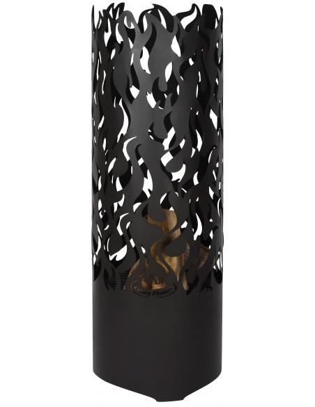 Brasero cylindre découpe laser Esschert Design Braseros