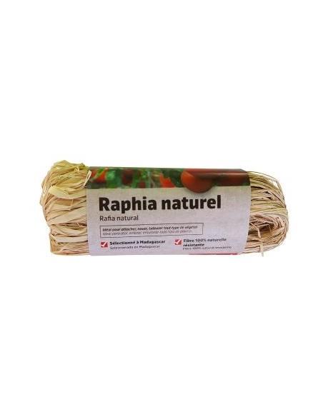 Raphia Naturel 50 G Jardiland Tuteurage et autres accessoires