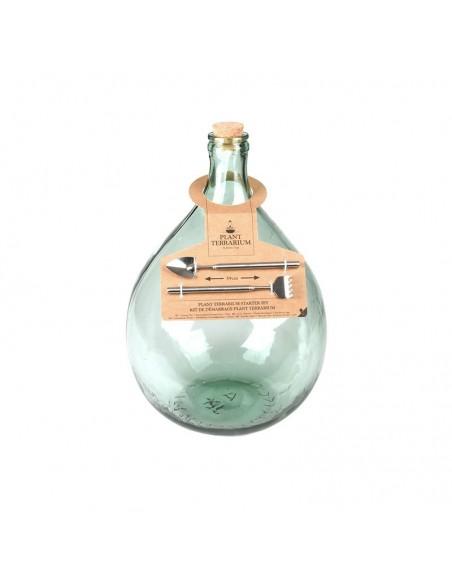 Bouteille terrarium 35L set Esschert Design Vases et fleuristerie