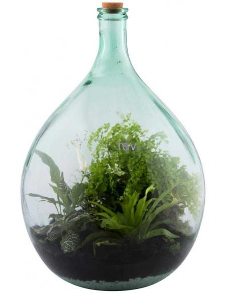 Bouteille terrarium 55L set Esschert Design Vases et fleuristerie