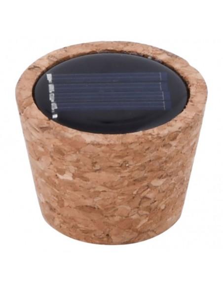 Bouchon lampe LED solaire pour terrarium 15 L Esschert Design Vases et fleuristerie
