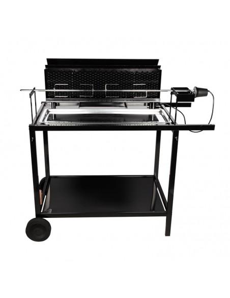Rôtissoire Pro à Charbon Somagic barbecue Barbecues et housses